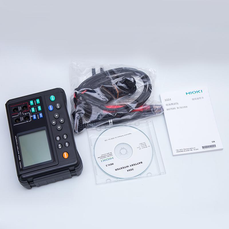 电池内阻测试仪BT3554的优点