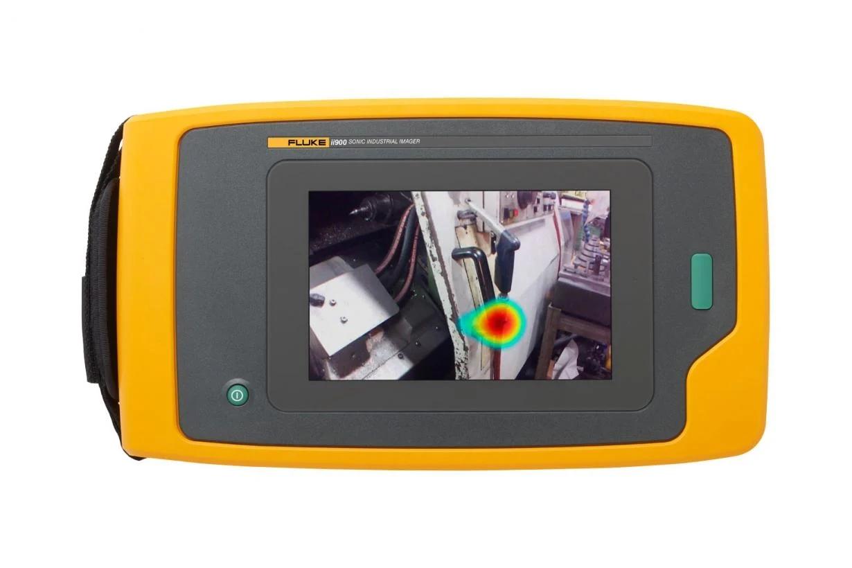 Fluke ii900工业声学成像仪使用说明